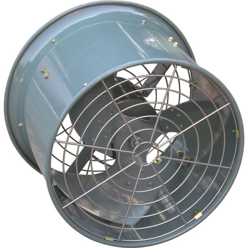 Heavy-Duty Low Noise Drum Fan